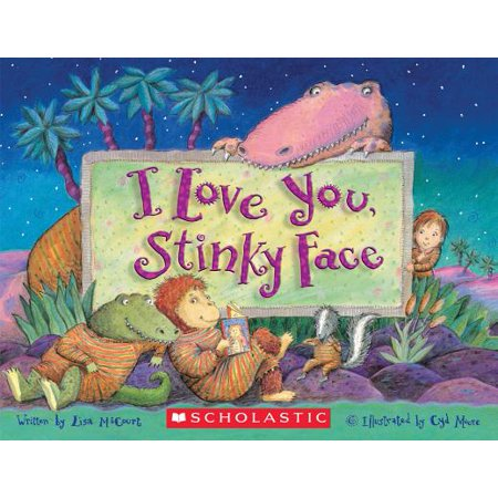 I Love You, Stinky Face (Face For You)