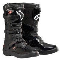 Alpinestars Tech 3S 2010 Youth MX Boots Black