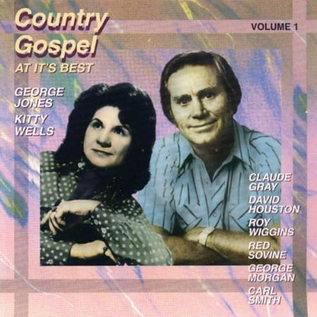 Country Gospel At Its Best 1 / Various