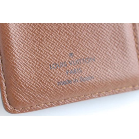 fb8a3a4355 Louis Vuitton - Monogram Porte Viennois Kisslock Wallet 21LR0627 -  Walmart.com