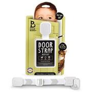 Door Buddy Child Proof Door Lock. Perfect Baby Gate and Interior Cat Door Alternative.