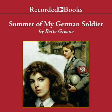 Summer of My German Soldier - Audiobook
