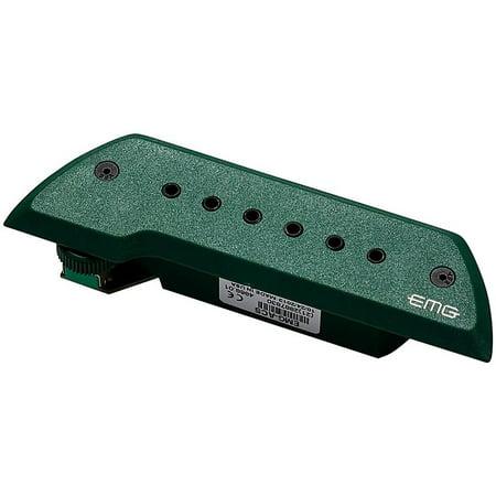 EMG ACS Acoustic Guitar Pickup Green (Emg Bridge Pickup)