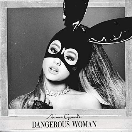 Ariana Grande - Dangerous Woman (Edited) (CD) - Ariana Grande Halloween Song