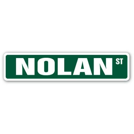 Nolan Street 3 Pack of Vinyl Decal Stickers Indoor Outdoor Funny decor