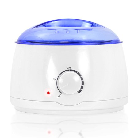 Salon Sundry Portable Electric Hot Wax Warmer Machine for Hair Removal - Multiple Colored