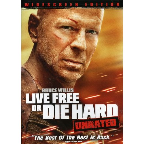 Live Free Or Die Hard (Unrated) (Widescreen)