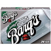 Barq's Root Beer, 12 Fl. Oz., 24 Count