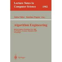 Algorithm Engineering : 4th International Workshop, Wae 2000 Saarbrucken, Germany, September 5-8, 2000 Proceedings