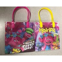 12PCS Dreamworks Trolls Goodie Party Favor Gift Birthday Loot Bags