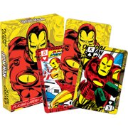 Marvel- Iron Man Comics Playing Cards Deck
