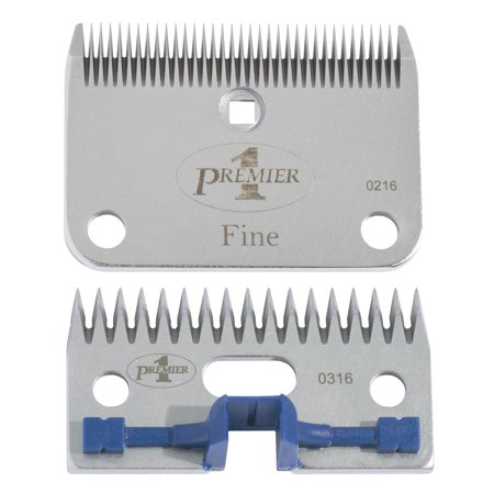 Premier Fine Clipping Blade Set