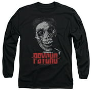 Psycho Mother Mens Long Sleeve Shirt