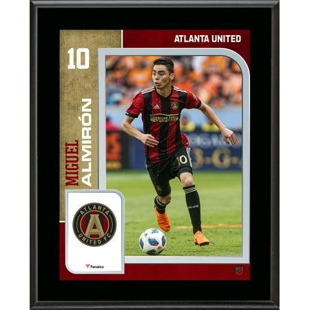 sale retailer a6bf7 2c9d1 Miguel Almiron Atlanta United FC 10.5'' x 13'' Sublimated Player Plaque