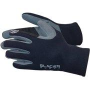 Glacier Glove Neoprene X-Large Guide Gloves, Black