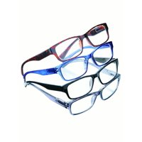 0ea2083d05c Product Image Classic Plastic Framed Reading Glasses - Comes with Black