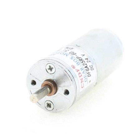 Unique Bargains 4mm Shaft Diameter Cylinder Shape Electric