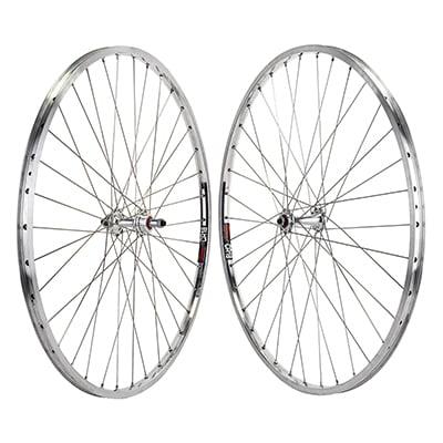 Wheelset 27X1 Sun Cr18 Sl 36 Or8 Rd2100 Fw 5 6 7Sp Qr Seal Sl 126Mm Dti2 0Sl