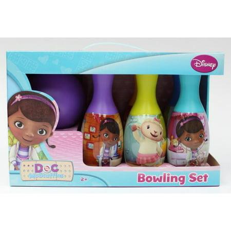 What Kids Want Doc McStuffins Bowling Set - image 2 of 2
