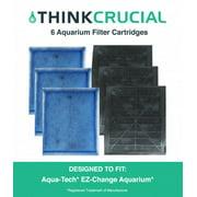 Crucial Aquarium Filter Replacement Parts