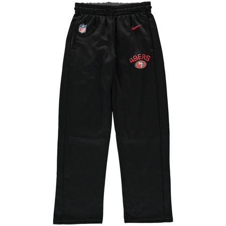 San Francisco 49ers Nike Youth Circuit Performance Pants - Black