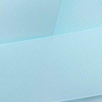 "5/8"" Light Blue Grosgrain Ribbon Solid 5 yard reel (16mm) HairBow Center"