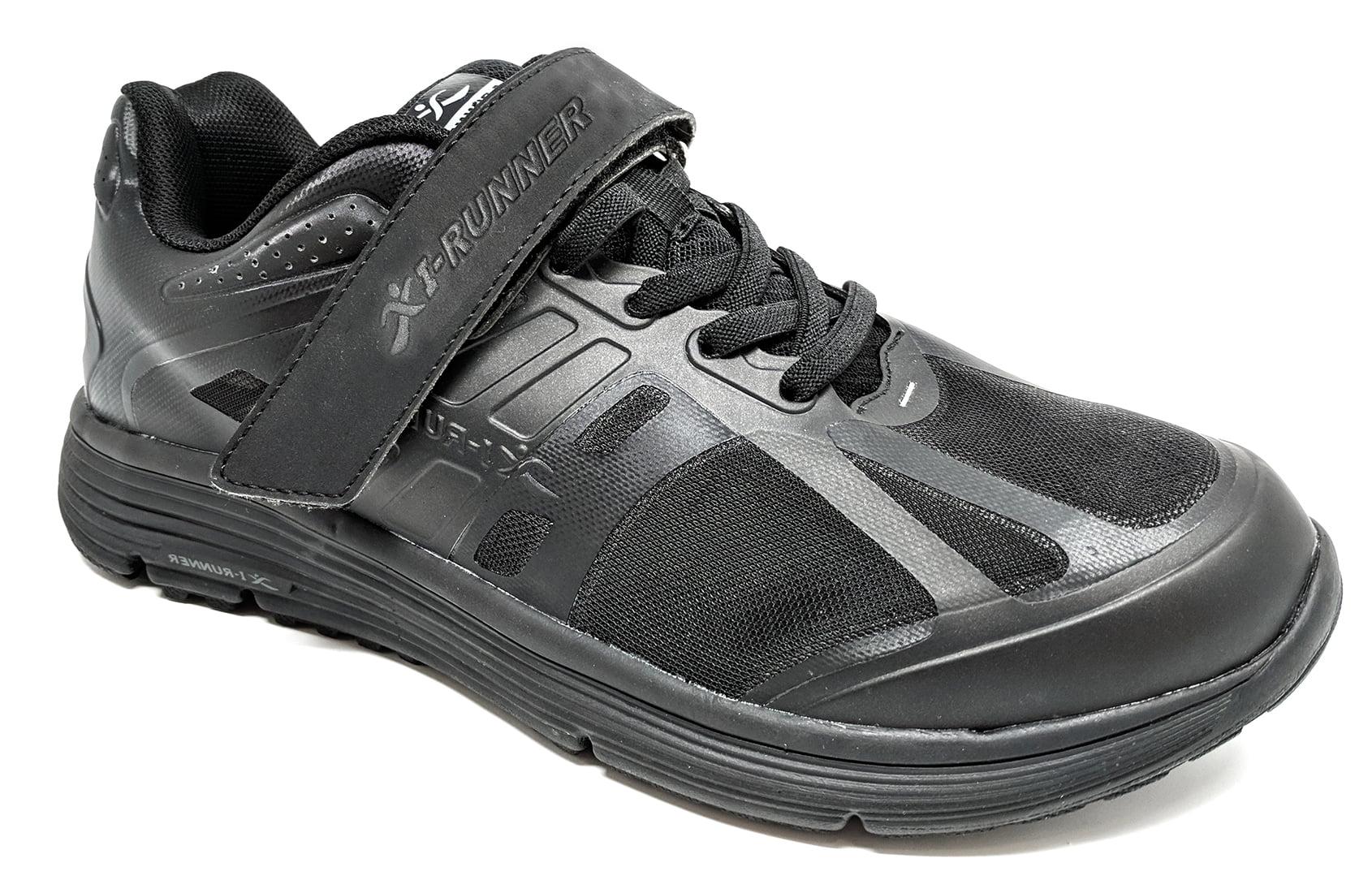 Athletic Shoe: 9.5 Wide (2E