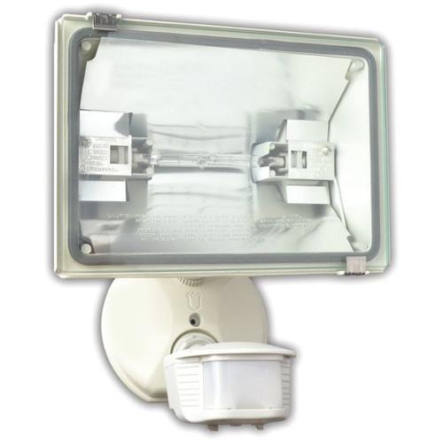 "7"" Motion Security Light, Designers Edge, L6009WH"