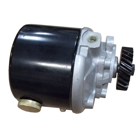 - E6NN3K514EA Ford Tractor Parts Power Steering Pump 2000, 3000, 4000, 5000, 7000,