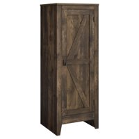 SystemBuild Farmington Storage Cabinet, Rustic
