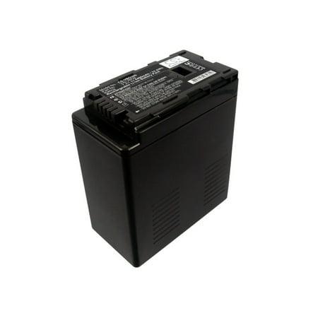 Cameron Sino 4400mAh Battery Compatible With Panasonic HDC-HS300, HDC-TM300, HDC-HS250, HDC-SD100, HDC-HS100, HDC-HS20, HDC-TM20, HDC-SD20, and others