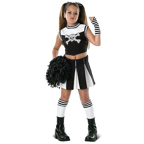 Bad Spirit Cheerleader Child Halloween Costume
