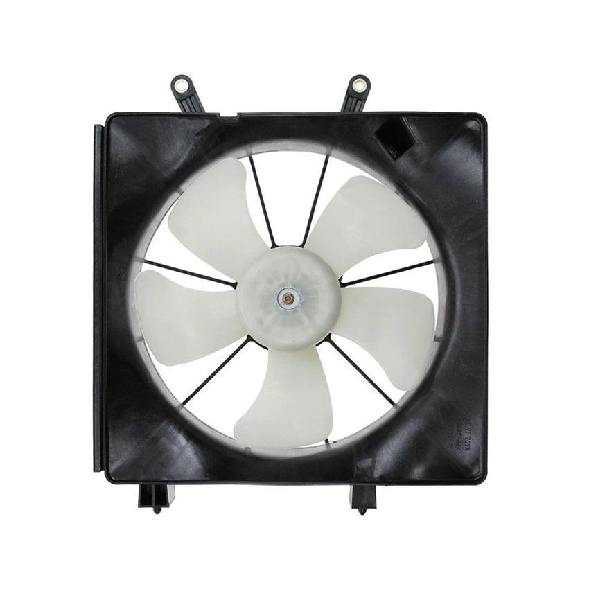 NEW RIGHT ENGINE COOLING FAN FITS HONDA CIVIC 2003-04 19030PLC003 19020-PLC-003 19020PLC003 19015-PLC-003 19030-PLC-003