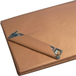 Box Partners KPS182440 18 in. x 24 in.- 40no.- Kraft Paper Sheets