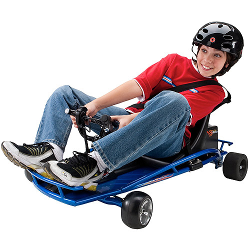 Razor Electric-Powered Go Kart Ground Force Drifter Ride-On
