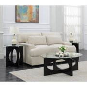 Picket House Furnishings Parkville 3PC Occasional Table Set in Espresso