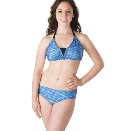 Fin Fun - Womens Scale Bikini by Fin Fun, Matches Fin Fun Mermaid