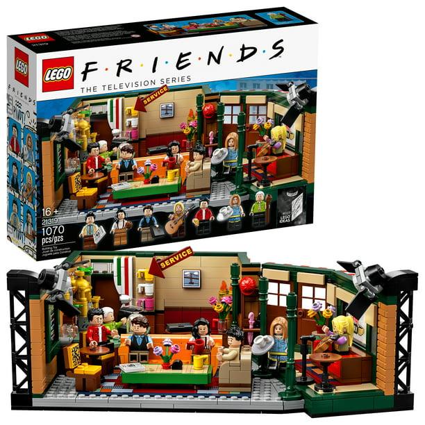 Lego Ideas Central Perk 21319 Walmart Com Walmart Com