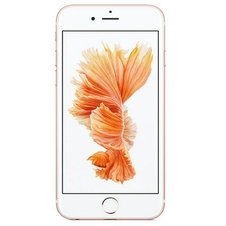 Apple iPhone 6s Plus 64GB Unlocked GSM 4G LTE Dual-Core Phone - Rose Gold -