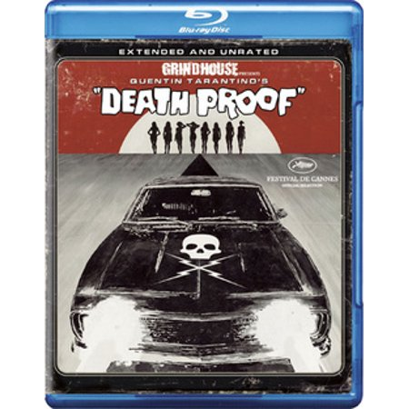 Death Proof (Blu-ray) (Halloween Laurie's Death)
