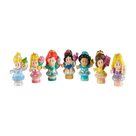 Fisher Price Little People Disney Princess Gift Set - Belle And Snow White
