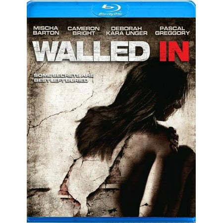 Walled In  Blu Ray
