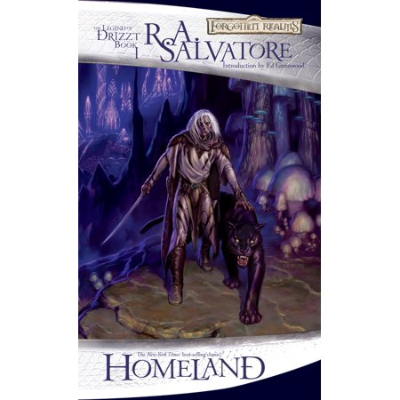 Homeland : The Legend of Drizzt, Book I