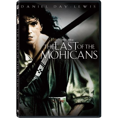 The Last of The Mohicans (DVD) - The Last Halloween 2017