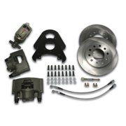 SSBC Performance Brakes A159 Non-Power Disc Brake Conversion Kit