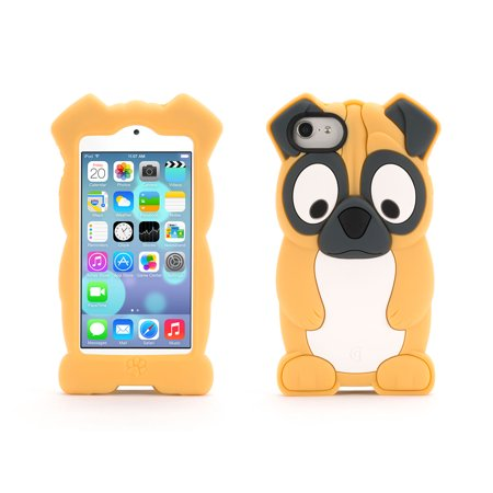 Griffin KaZoo for iPod touch (5th gen), pug, Everyone loves going to the Zoo. ()