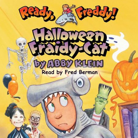 Ready Freddy: Halloween Fraidy-Cat - Audiobook - The Halloween Tree Audiobook