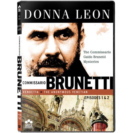 Commissario Brunetti: Episodes 01 & 02 (DVD) - Chopped Halloween Episode Food Network