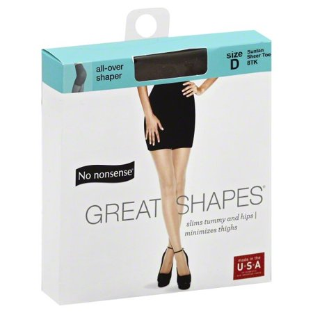 Women's Great Shapes All-Over Shaper Pantyhose ()