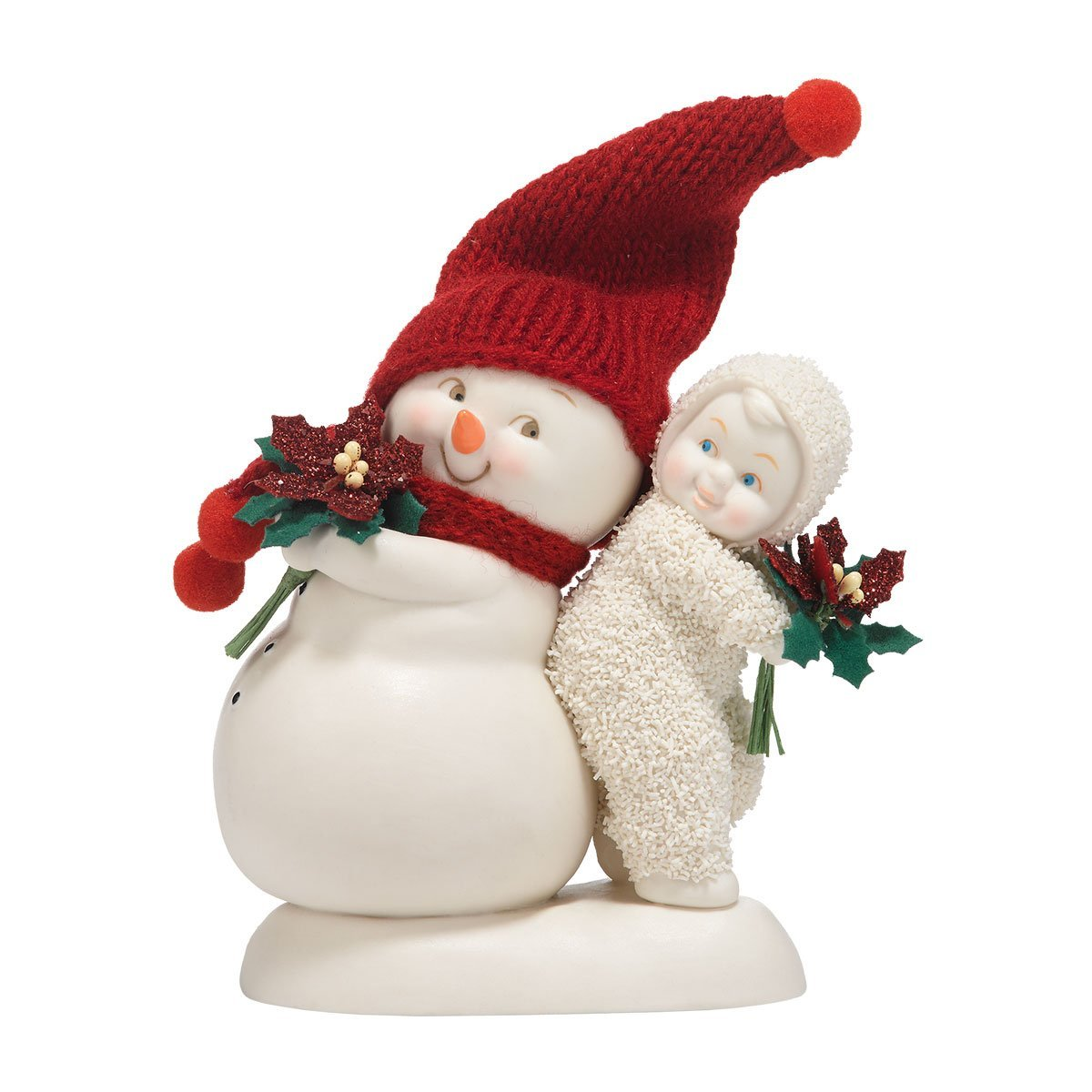 Snowbabies Classics You are The Best Gift of All Figurine, 4.5-Inch